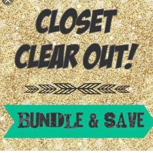 Other - 💲SALE 💲Closet Clear out!!